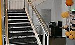 Commerzbank Geschoßtreppe und Galleriegeländer