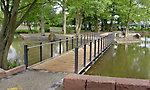 Schwanenweier Kandel Brückensteg