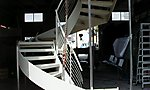 Treppe in Werkstatt