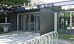 KA Eingangsvordach Stahlblech beschichtet