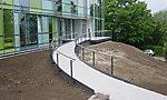 Reha-Klinik Höhenblick, BadenBehindertenrampe Baden