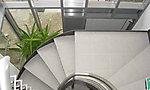 Treppe im Haus fertig