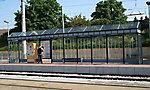 Straßenbahnwartehäuschen, Karlsruhe