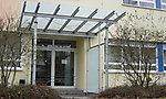 Vordach Marienklinik, Karlsruhe