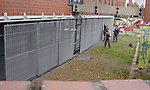 Vandalensicherung Glasfront, Gemeindezentrum KA-Oberreut